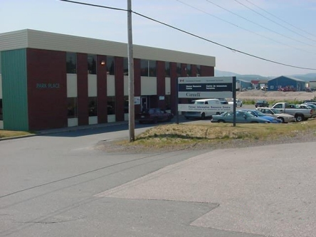 Building image of Clarenville Service Canada Centre at 50 Manitoba Drive in Clarenville