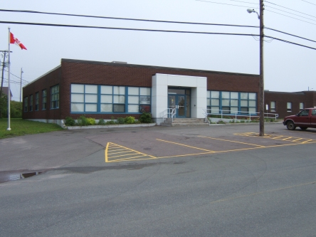 Building image of Marystown Service Canada Centre at 140 Ville Marie Drive, Postal Service 160 in Marystown