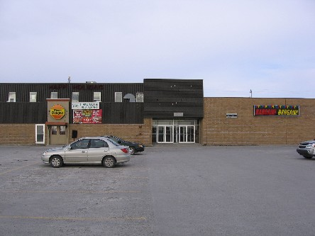Building image ofSt. Anthony Service Canada Centre at 1 Goose Cove Road in St. Anthony