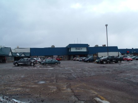 Building image of Richibucto Service Canada Centre at 25 Cartier Boulevard in Richibucto