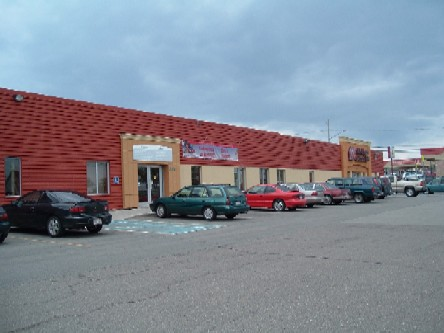 Building image ofCaraquet Service Canada Centre at 20E St Pierre Boulevard West in Caraquet