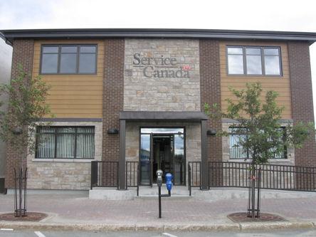 La sarre centre service canada