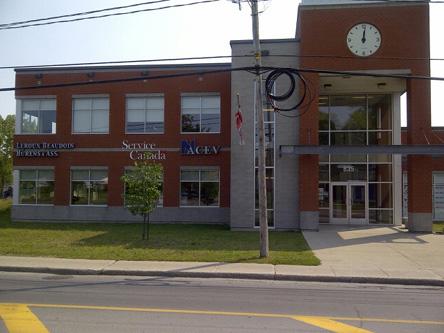 Terrebonne centre service canada