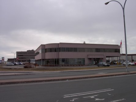 Building image ofBrossard Service Canada Centre at 2501 Lapinière Boulevard in Brossard