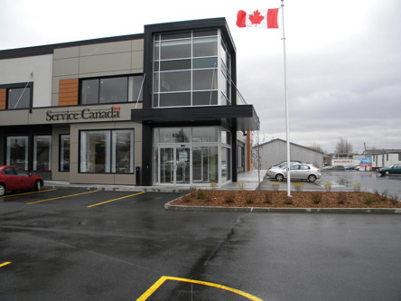 Building image ofGranby Service Canada Centre at 82 Robinson Street South in Granby
