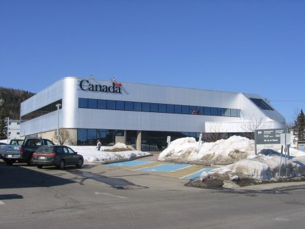 Gaspé centre service canada