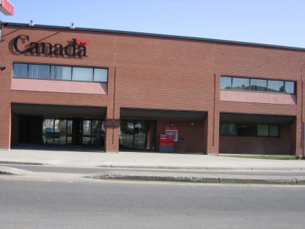 Building image of Rouyn-Noranda Service Canada Centre at 151 du Lac Avenue in Rouyn-Noranda