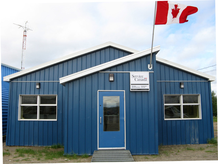 Building image ofNunavik Service Canada Centre at 5207 Airport Road in Kuujjuaq