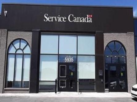 Saint léonard montréal centre service canada
