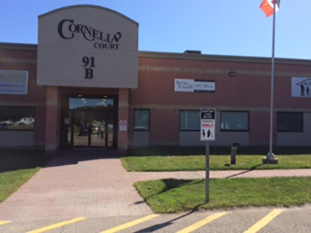 Building image ofSmiths Falls Service Canada Centre at 91 Cornelia Street West in Smiths Falls