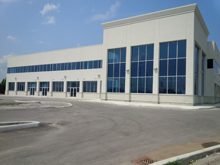 Building image ofMilton Service Canada Centre at 433 Steeles Avenue East in Milton