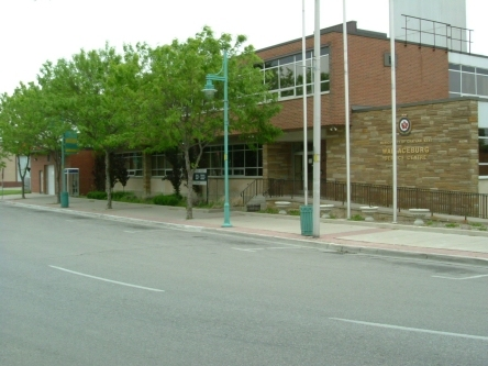 Building image of Wallaceburg Service Canada Centre at 786 Dufferin Avenue in Wallaceburg