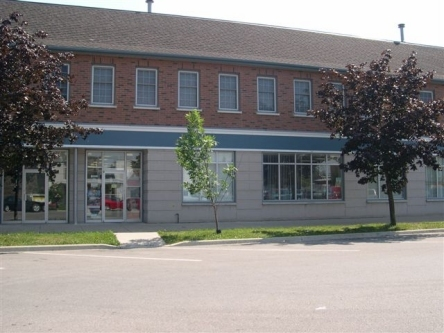 Building image of Goderich Service Canada Centre at 52 East Street in Goderich