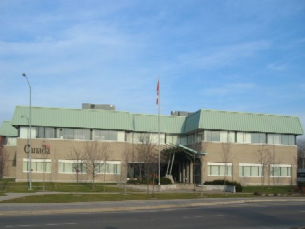 Building image of Sault Ste. Marie Service Canada Centre at 22 Bay Street in Sault Ste. Marie