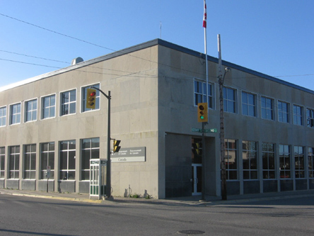 Building image ofTimmins Service Canada Centre at 120 Cedar Street South in Timmins