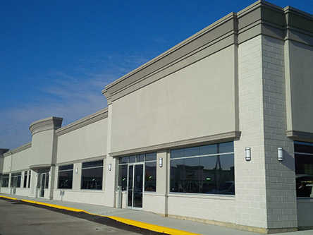 Building image of Brantford Service Canada Centre at 195 Henry Street, Unit 6B in Brantford