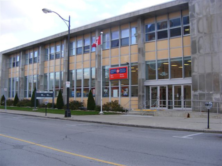 Building image of Chatham-Kent Service Canada Centre at 120 Wellington Street West in Chatham