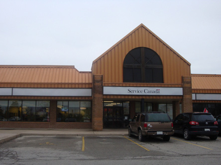 Building image ofSt. Catharines Service Canada Centre at 395 Ontario Street  in St. Catharines