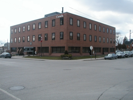 Building image ofBarrie Service Canada Centre at 48 Owen Street in Barrie