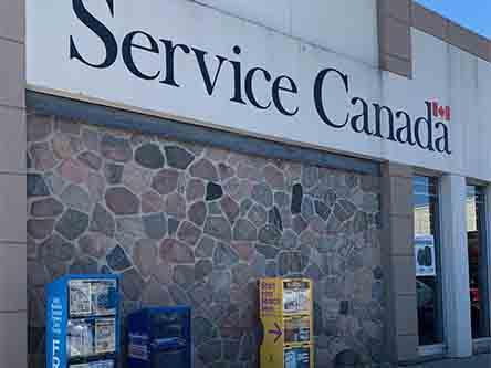 Oshawa midtown mall centre service canada
