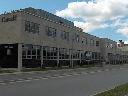 Building image ofBelleville Service Canada Centre at 1 North Front Street  in Belleville