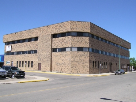 Building image ofWeyburn Service Canada Centre at 11-110 Souris Avenue in Weyburn
