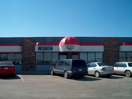 Building image of Yorkton Service Canada Centre at 214 Smith Street East in Yorkton