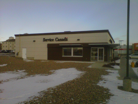 Building image ofEstevan Service Canada Centre at 10 419 Kensington Avenue in Estevan