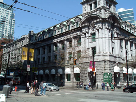 Building image ofVancouver Passport Office - Passport services only at 757 Hastings Street West, Suite 100 in Vancouver