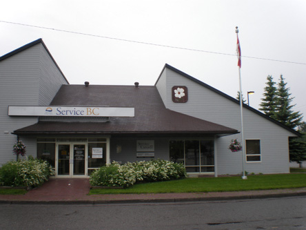 Building image of Smithers Service Canada Centre at 1020 Murray Street in Smithers