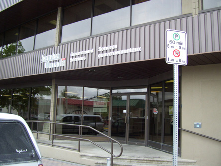 Terrace Service Canada Centre