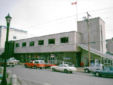 Building image ofNanaimo Service Canada Centre at 60 Front Street in Nanaimo