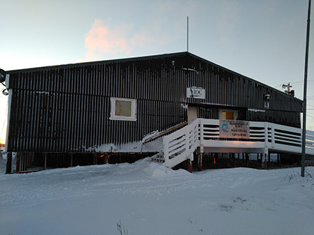 Building image of Tuktoyaktuk Service Delivery Partner at Room 103 in Tuktoyaktuk