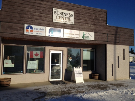 Building image of Nipawin Scheduled Outreach Site at 233 Centre Street in Nipawin