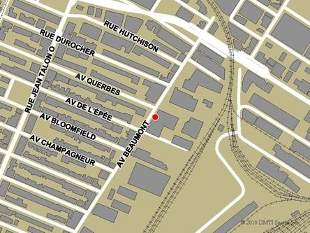 parc extension montréal service canada centre